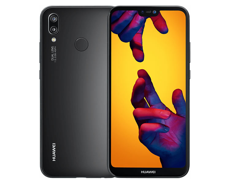 Huawei P20 Lite 4GB 64gb Negro