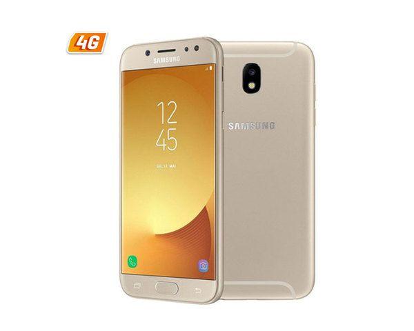 Smartphone Samsung Galaxy J7 2017 Ds 55 16 Gb Oro