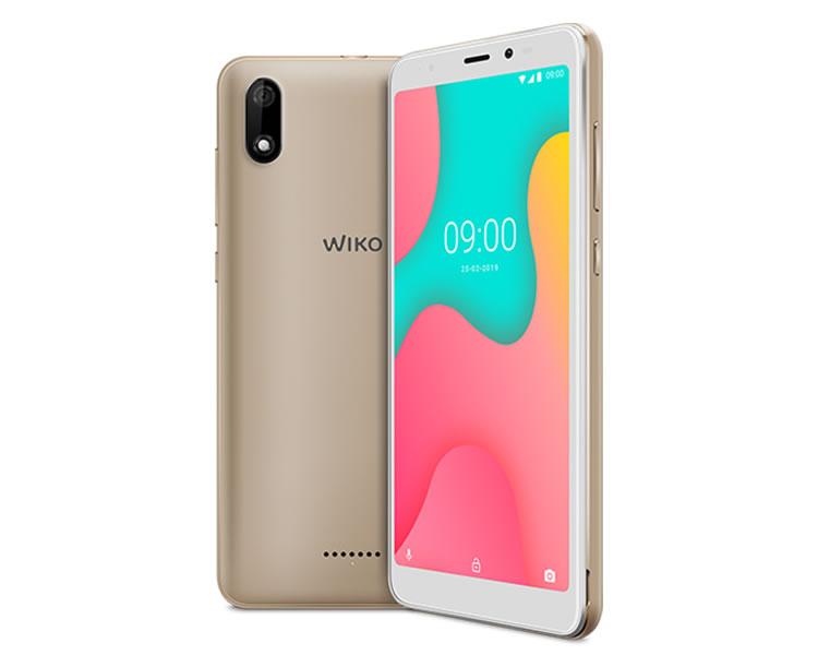 Ver Wiko Y60 1gb 16GB Oro