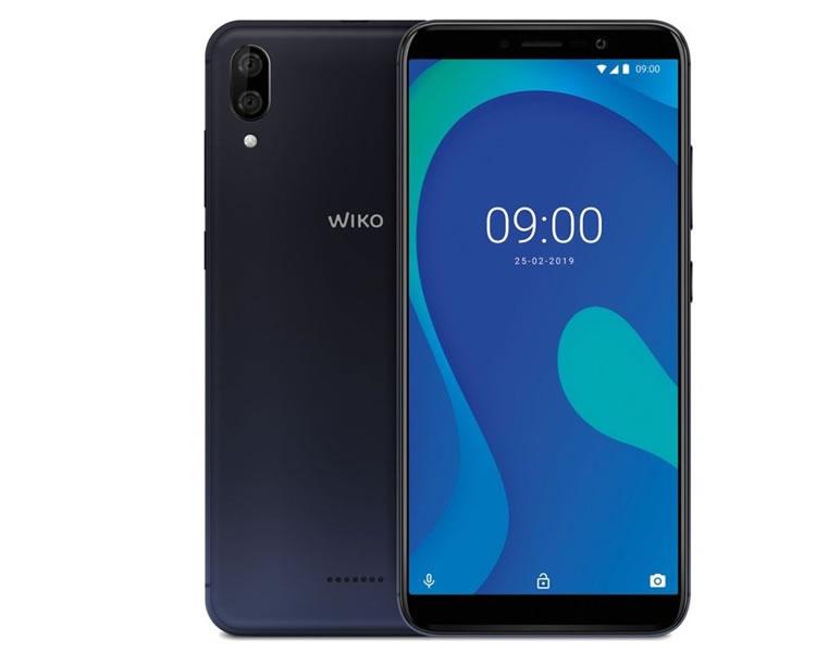 Wiko Y80 599 2GB 16gb AZUL
