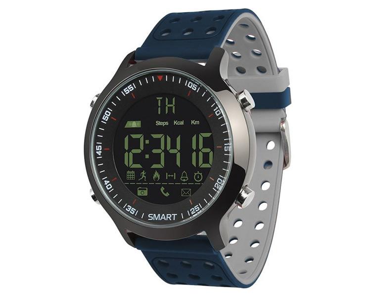 Smartwatch Hardy Life Azul Leotec