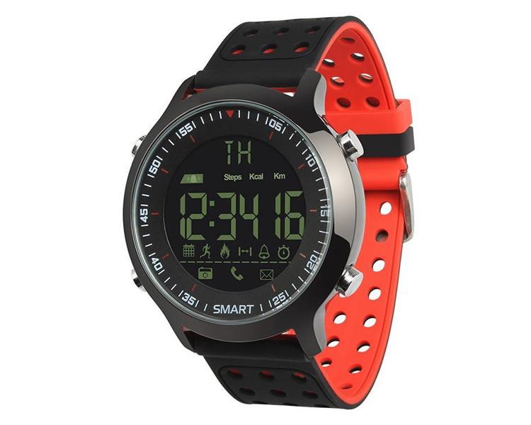 Smartwatch Hardy Life Rojo Leotec
