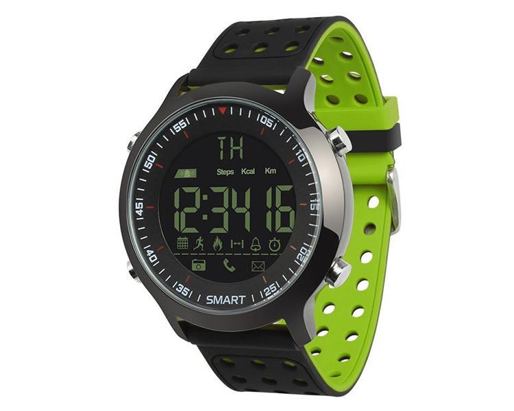 Smartwatch Hardy Life Verde Leotec