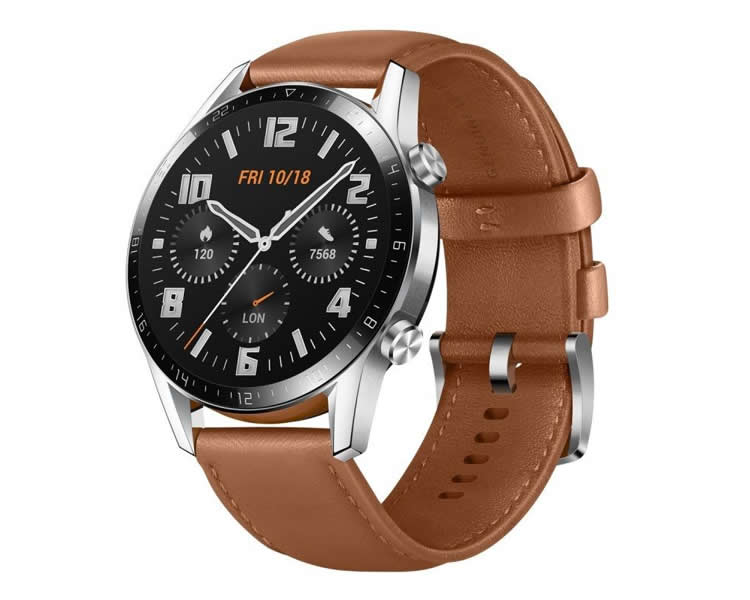 Smartwatch Huawei Gt 2 Classic 46mm Marron