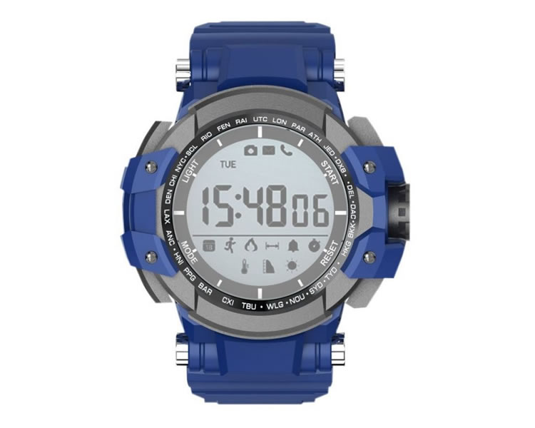 Smartwatch Billow Sport Xs15 AZUL