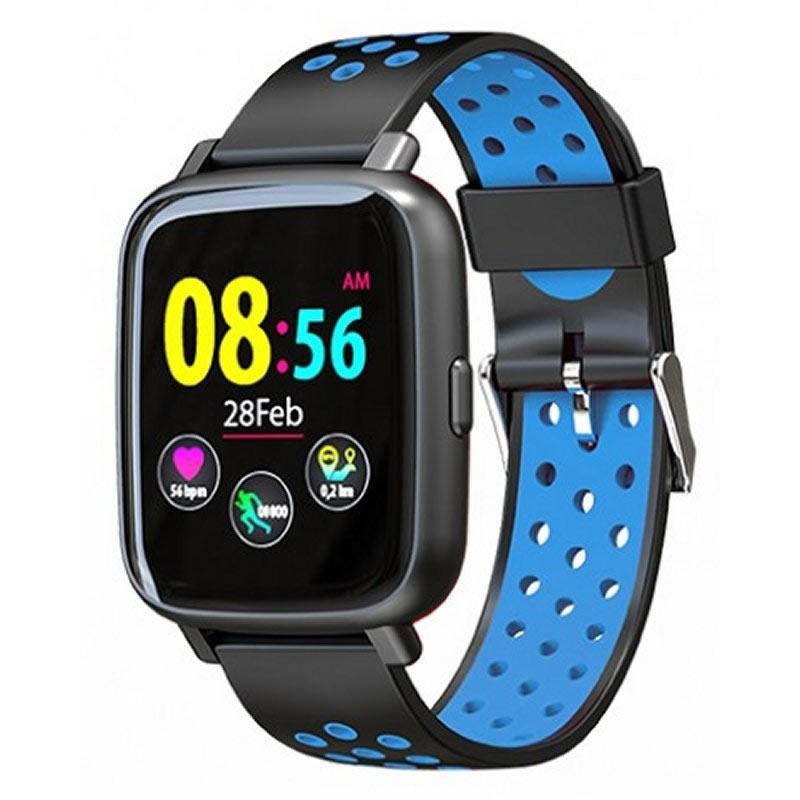Smartwatch Billow Sport Xs35 Negro AZUL