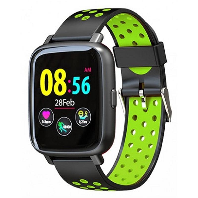 Smartwatch Billow Sport Xs35 Negro VERDE