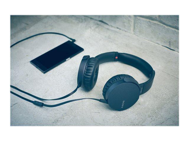 Sony Mdr Xb550ap Negro