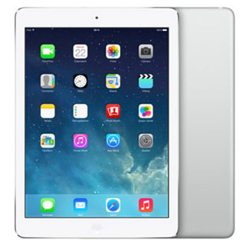 Tablet Apple Ipad Air 16 Gb Wifi 4g Plata Md794