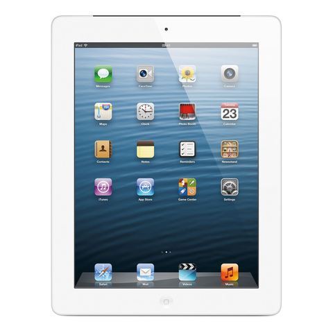 Tablet Apple Ipad Retina 64 Gb Wifi 4g White