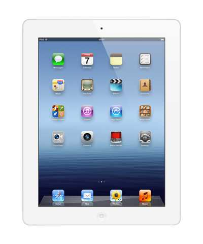 Tablet Apple Ipad3 32 Gb Wifi White