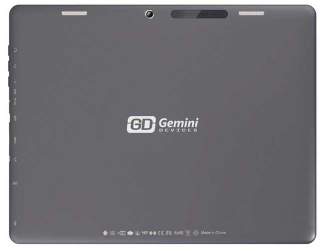 Tablet Gemini 10312g 97 8 Gb Black