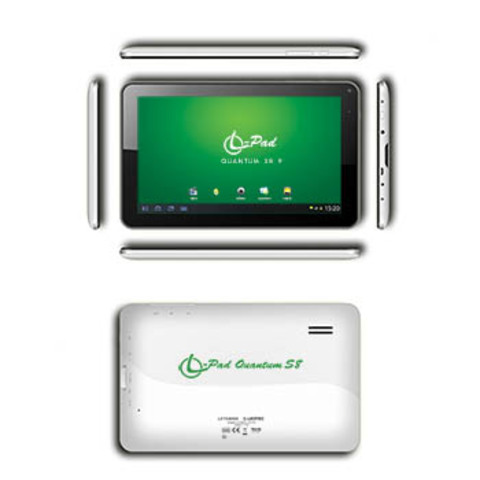 Tablet Pc Leotec Quantum S 9 Hd 8 Gb Dongle Usb 3g