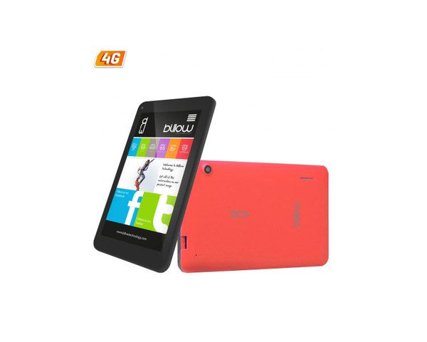 Ver Billow X704 7 Ips 8 Gb 4g Dual Band Rojo