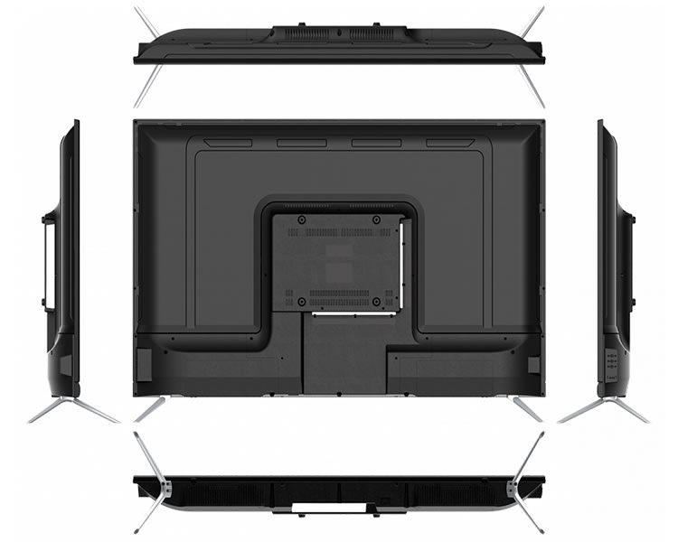 Schneider 49 Scu712k Soundbar Negro