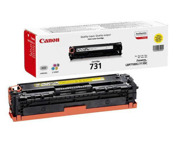 Toner Amarillo Canon Lbp7100cn7110cwmf628cwmf724cdw