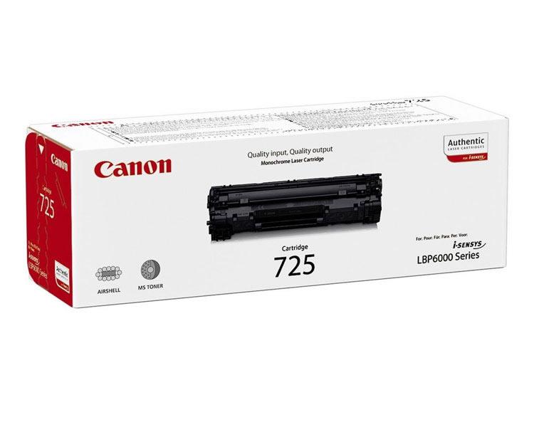 Toner Canon Lbp6030mf3010 725