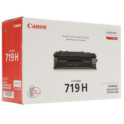 Ver Toner Canon Lbp631066706680mf61406180 719h