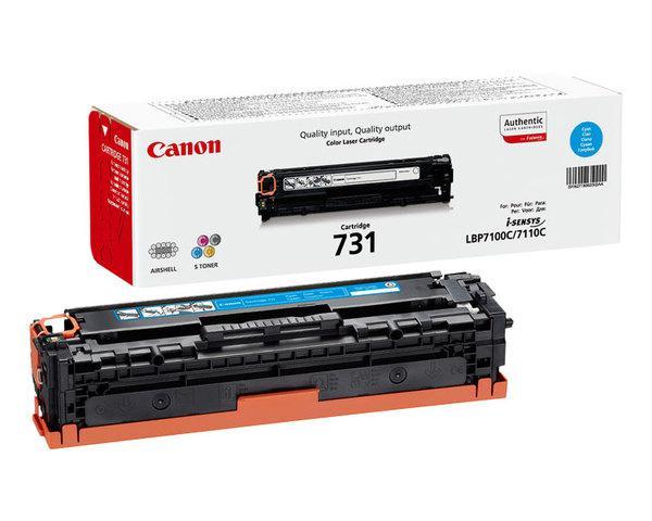 Toner Cyan Canon Lbp7100cn7110cwmf628cwmf724cdw