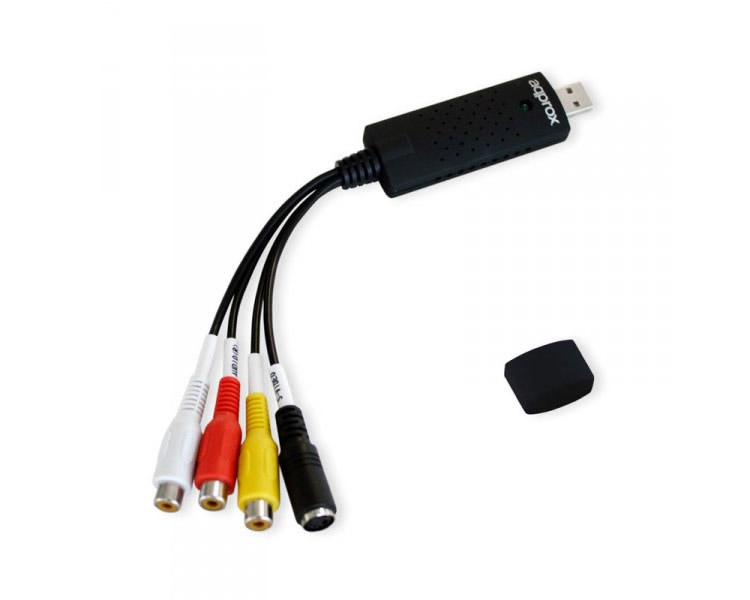 Ver USB VIDEO GRABBER APPROX