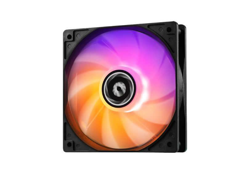 Ver Ventilador Auxiliar Led 120mm Spectre Rgb Addressable Bitfenix