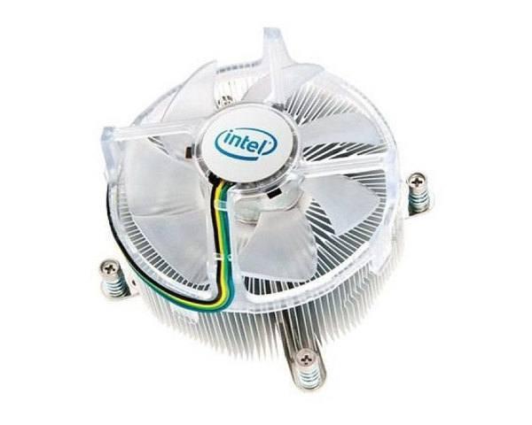 Ventilador Socket 2011 3 Bxts13a Intel