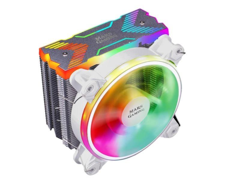 Ventilador Universal Mcpux Blanco Mars Gaming