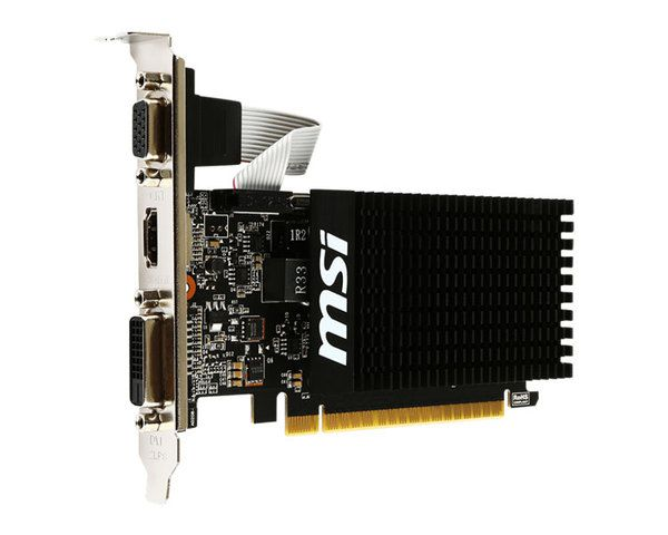 Ver Msi Gt710 1 Gb Pci E