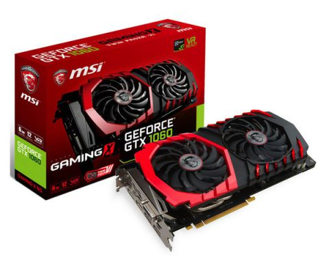 Ver Msi Gtx 1060 Gaming X 6 Gb