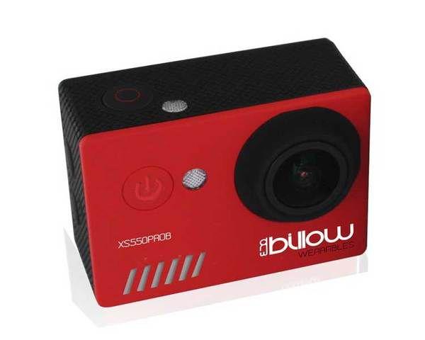 Billow Videocamara Sport Xs550 Pro 4k Rojo