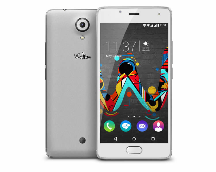 Ver WIKO U FEEL IPS 4G 3 Gb CREMA