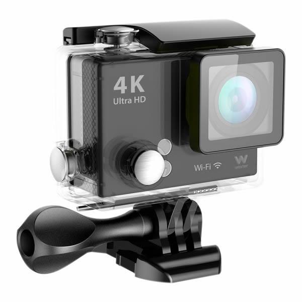 Woxter Sportcam 4K Ultra HD NEGRO