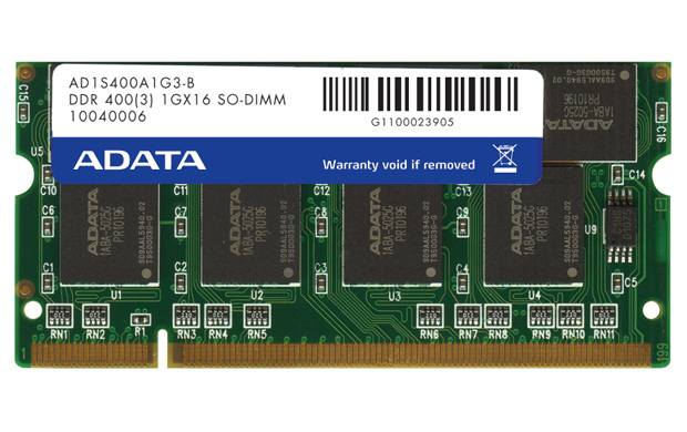 A-data 1gb Pc3200