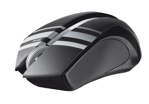 Trust Sula Wireless Mouse Negro