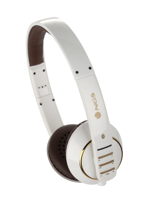 Ngs White Artica Pro Bluetooth