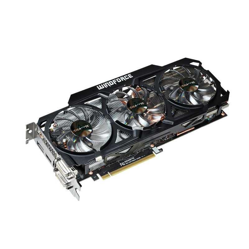 Gigabyte Geforce Gtx 770 Windforce 4gb