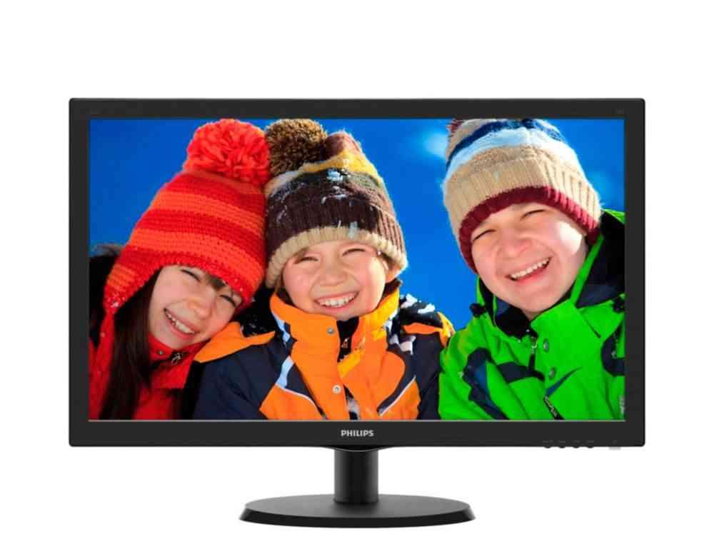 Monitor Philips 223v5lhsb