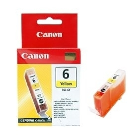 Cartridge Bci-6y Yellow