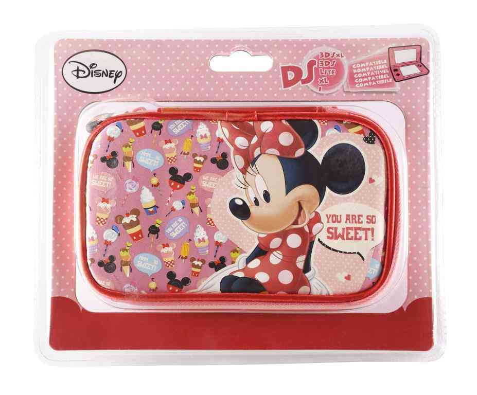 Bolsa  Minnie Sweetties 3dsxl