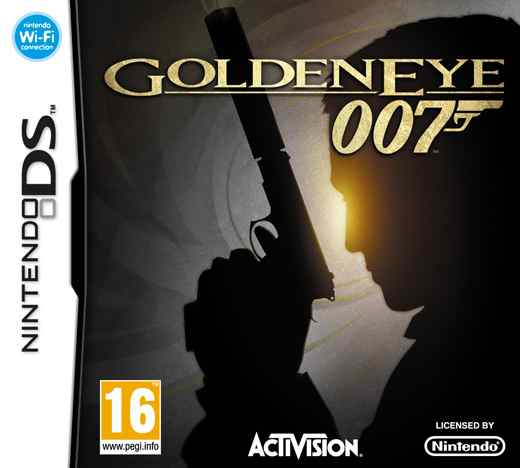 007 Golden Eye Nds