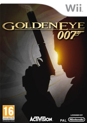 007 Golden Eye Sas Wii