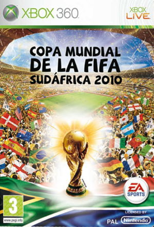 2010 Fifa World Cup South Africa X360