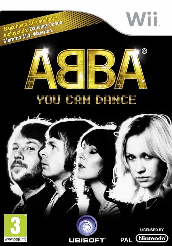 Abba You Can Dance Wii