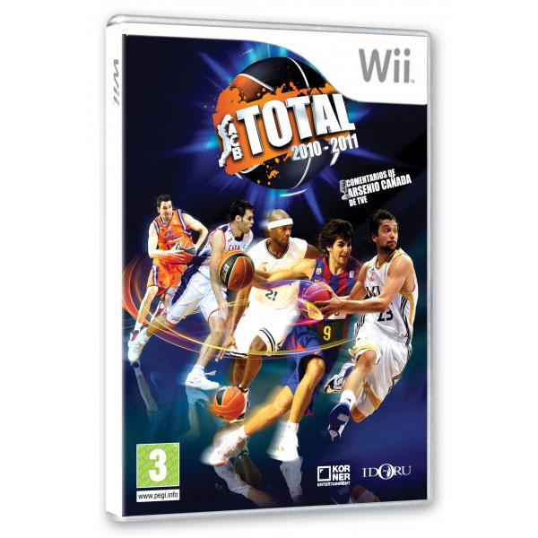 ACB TOTAL 2010 - 2011 WII