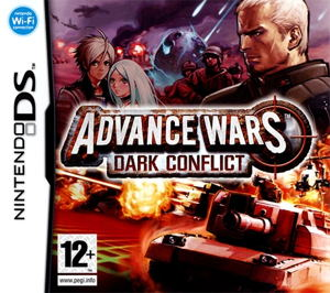 Advance Wars Dark Conflict Nds