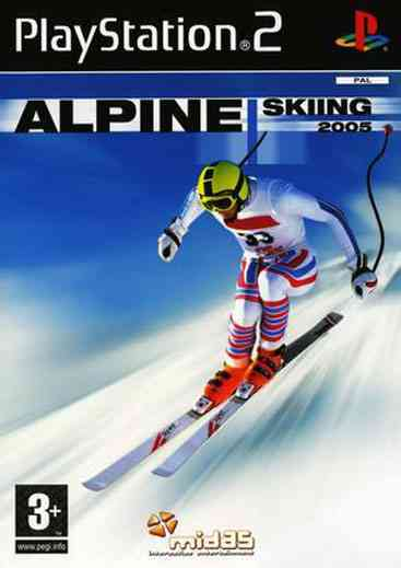 Alpine Skiing 2005 Ps2