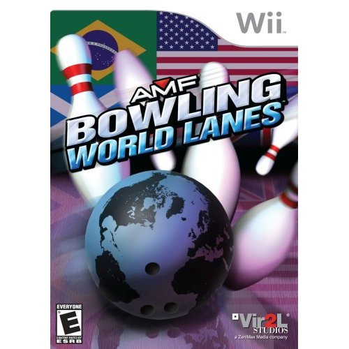 Amf2 World Lanes Wii