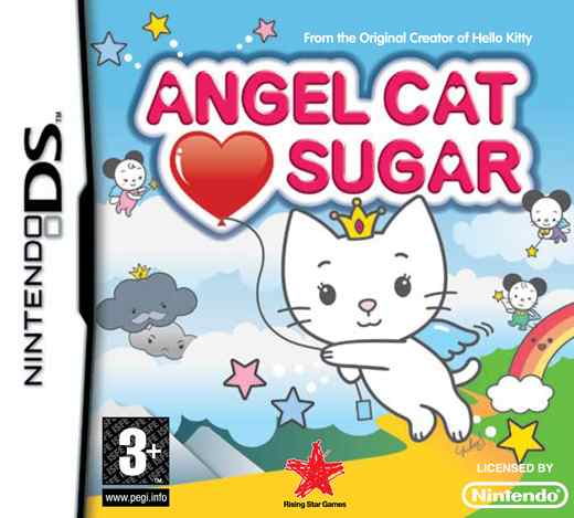 Angel Cat Sugar Nds