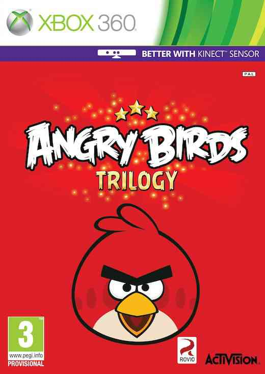 Angry Birds X360