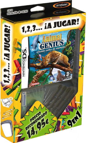 Animal Genius   Pack Perifericos Nds